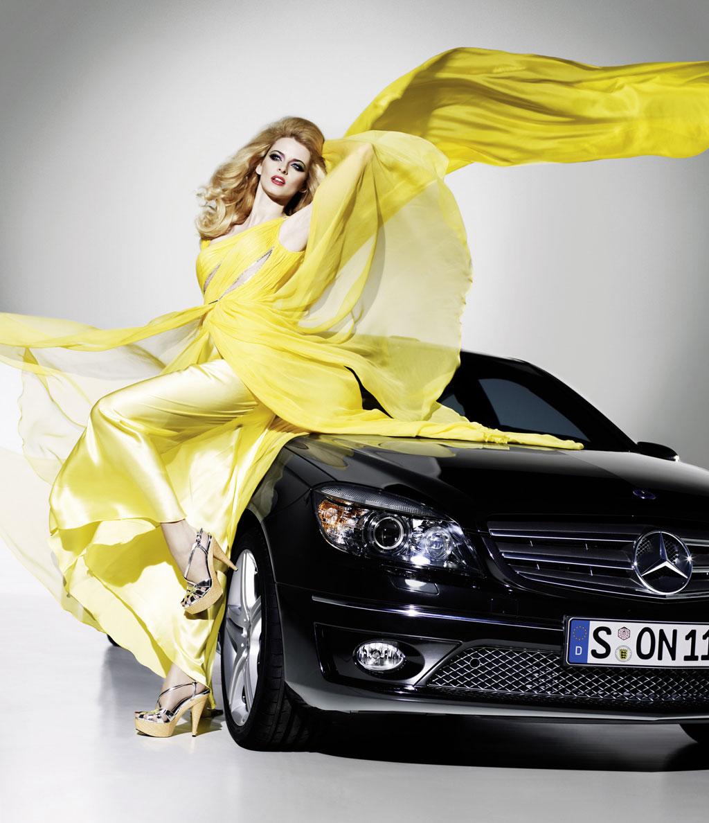 American express opens doors of mercedes benz fashion week for American express mercedes benz platinum