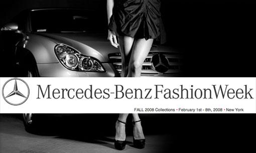 American express opens doors of mercedes benz fashion week for Mercede benz fashion week