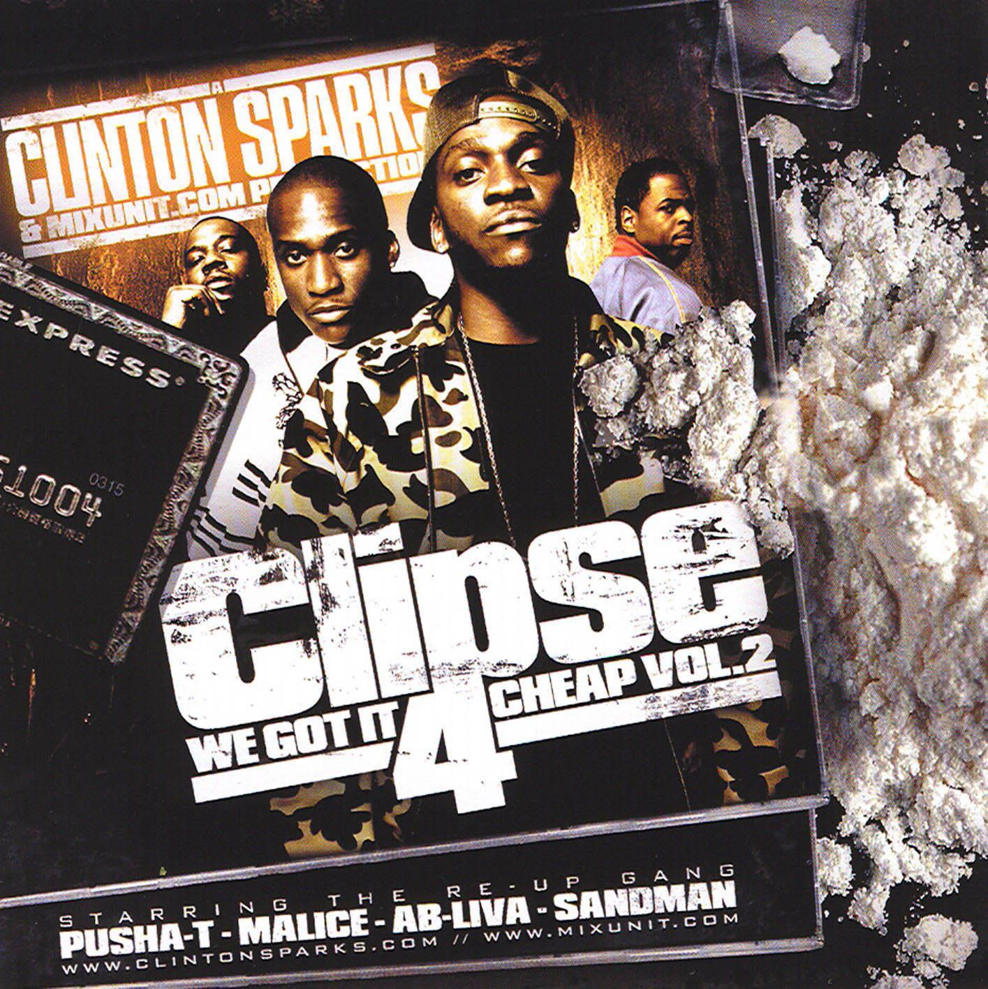 Clipse Featuring Pharrell Williams - Mr. Me Too