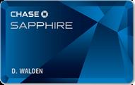 JP Morgan Chase Sapphire Credit Card