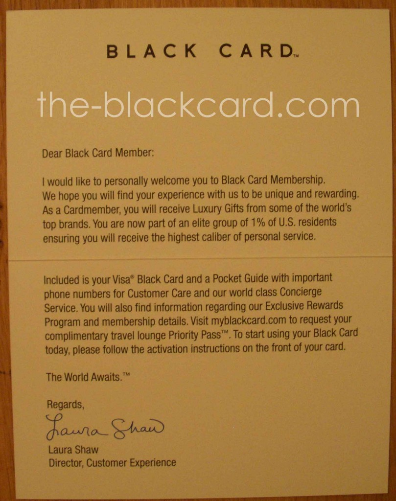 visa_black_card_welcome_letter